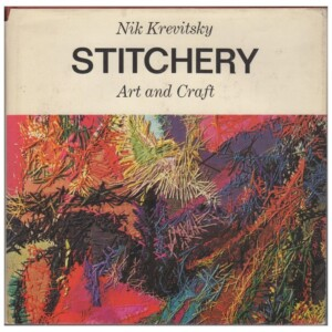 Boek Stitchery Art and Craft