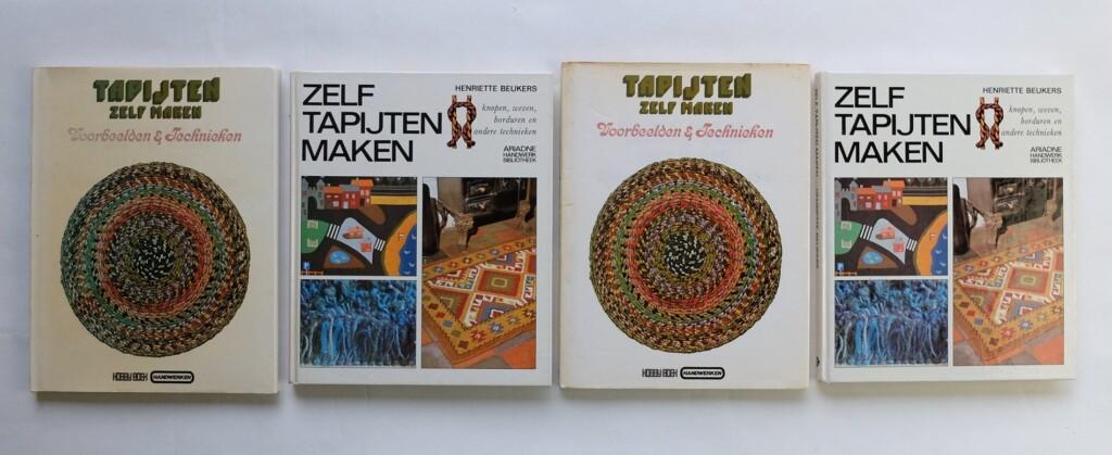 Boeken zelf tapijten maken