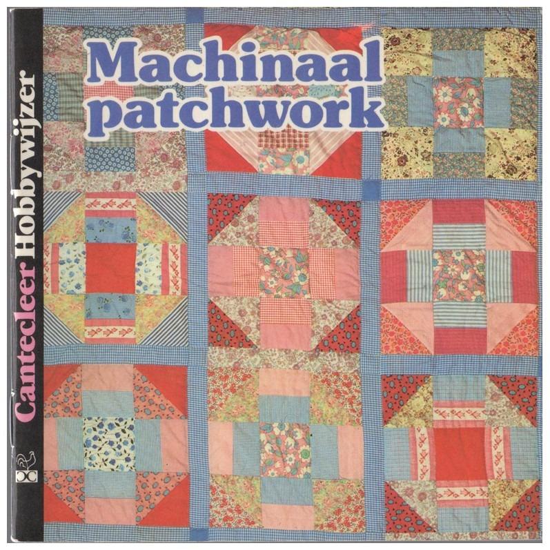 Boekje Machinaal Patchwork