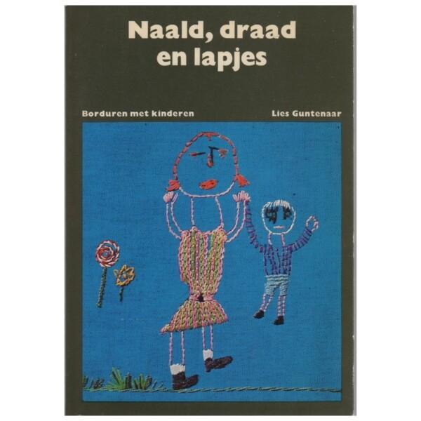 Boekje Naald draad en lapjes