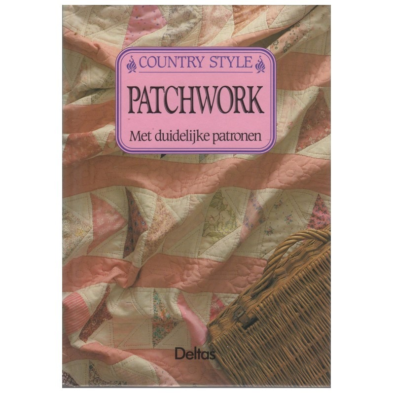 Boekje Patchwork country style