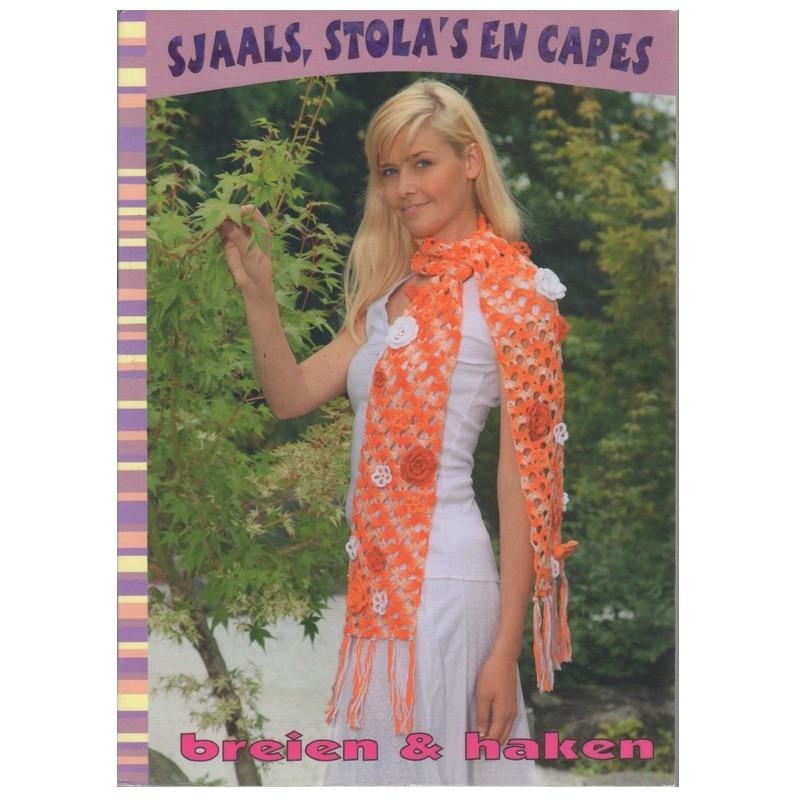 Boekje sjaals stola's en capes