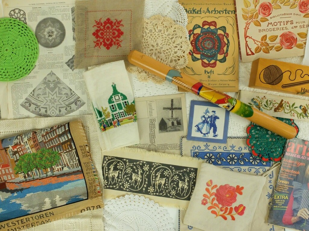 Diverse handwerkjes Tweedehandswerk