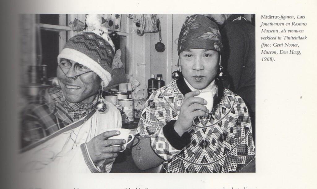 Foto uit boek Poolkleding, een tweede huid