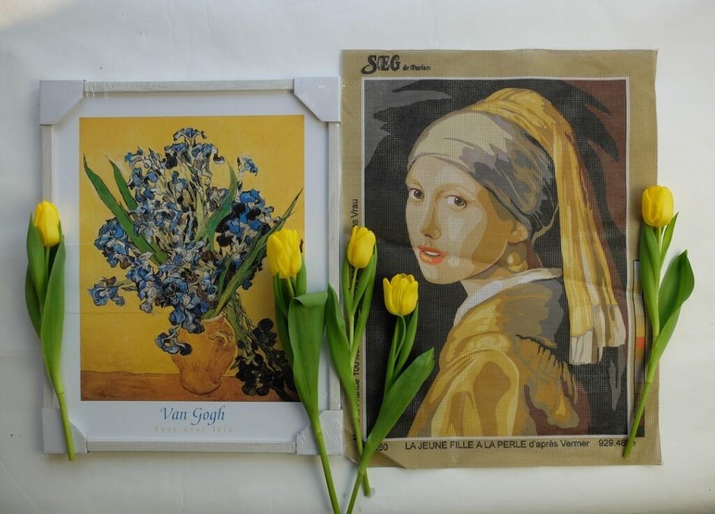 Stramien Vermeer