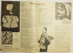 pagina uit handwerken feb.1956