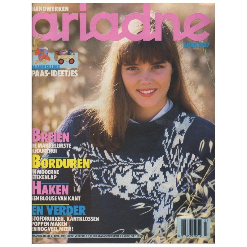 Ariadne april 1987