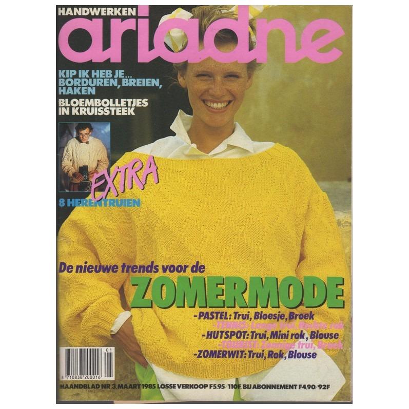 Ariadne maart 1985