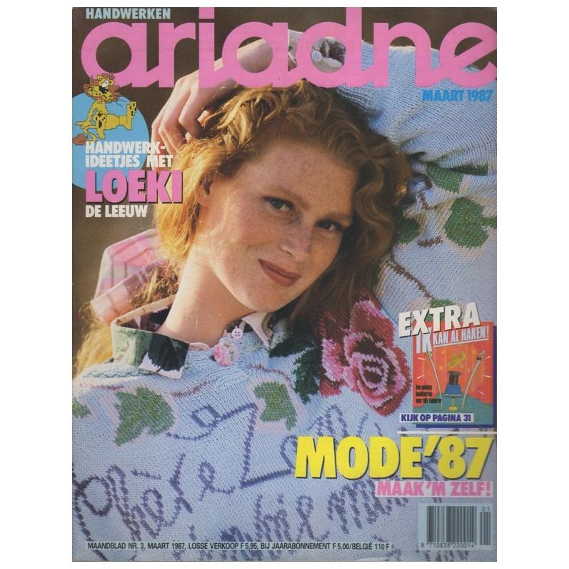 Ariadne maart 1987