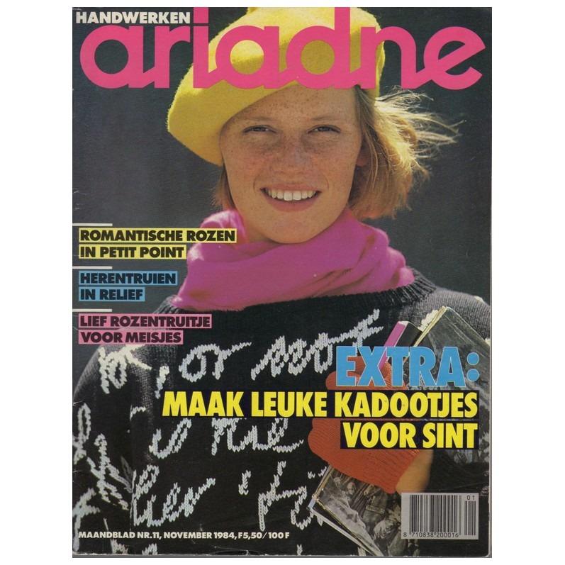Ariadne november 1984