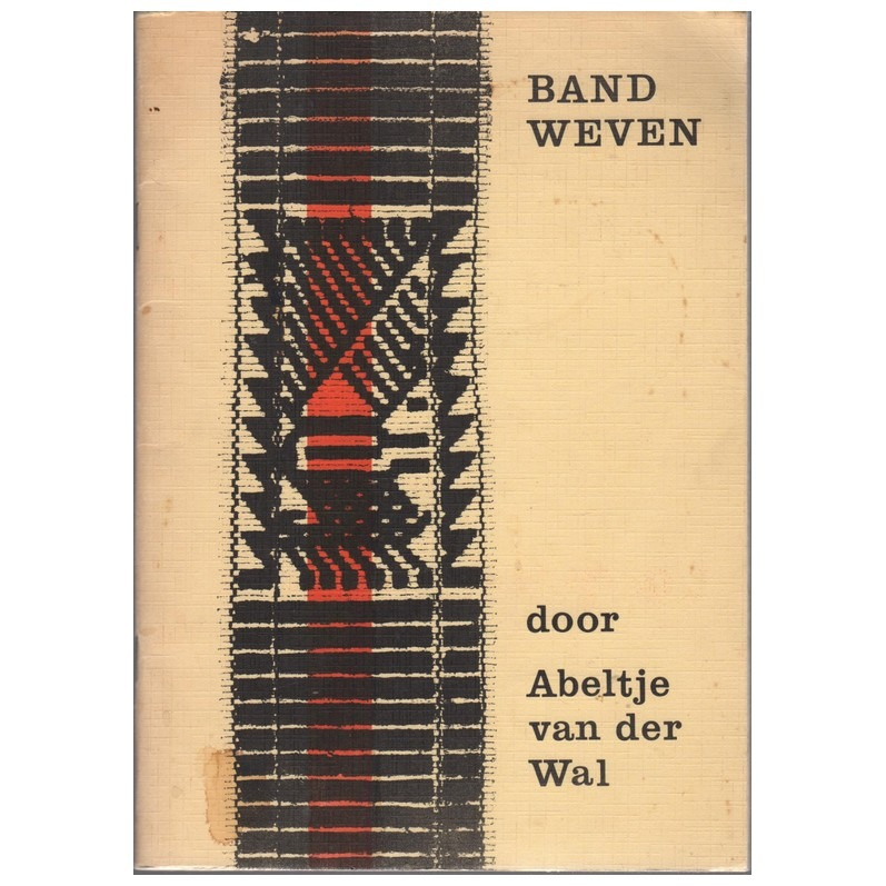 Boek Bandweven