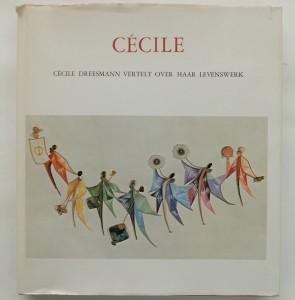 Boek Cecile Dreesmann vertelt over haar levenswerk