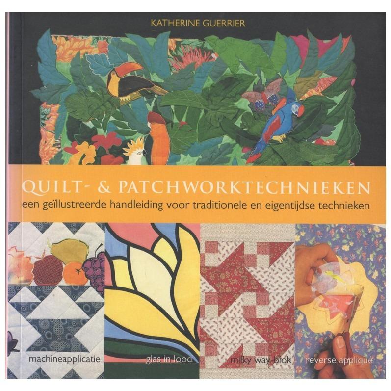 Boek Quilt &Patchworktechnieken