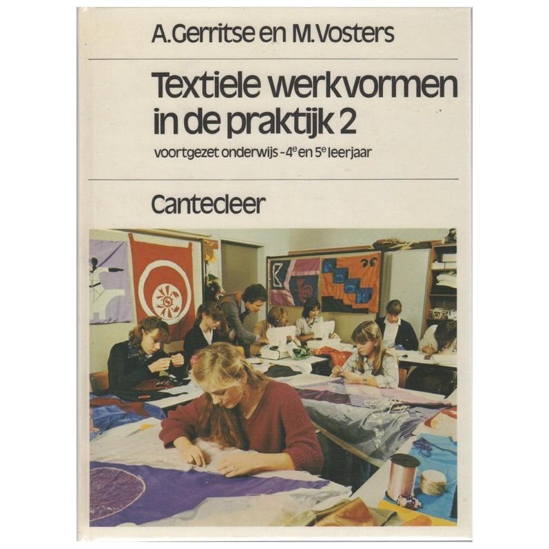 Boek Textiele werkvormen in de praktijk1