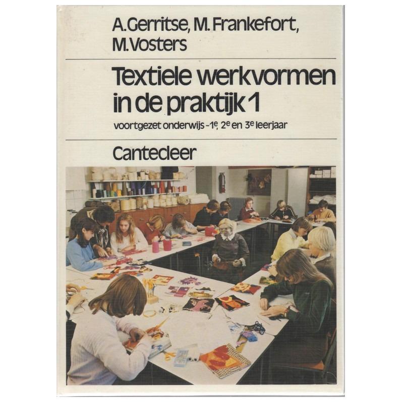 Boek Textiele werkvormen in de praktijk2