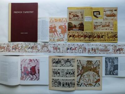 Boeken over tapisserie Bayeux