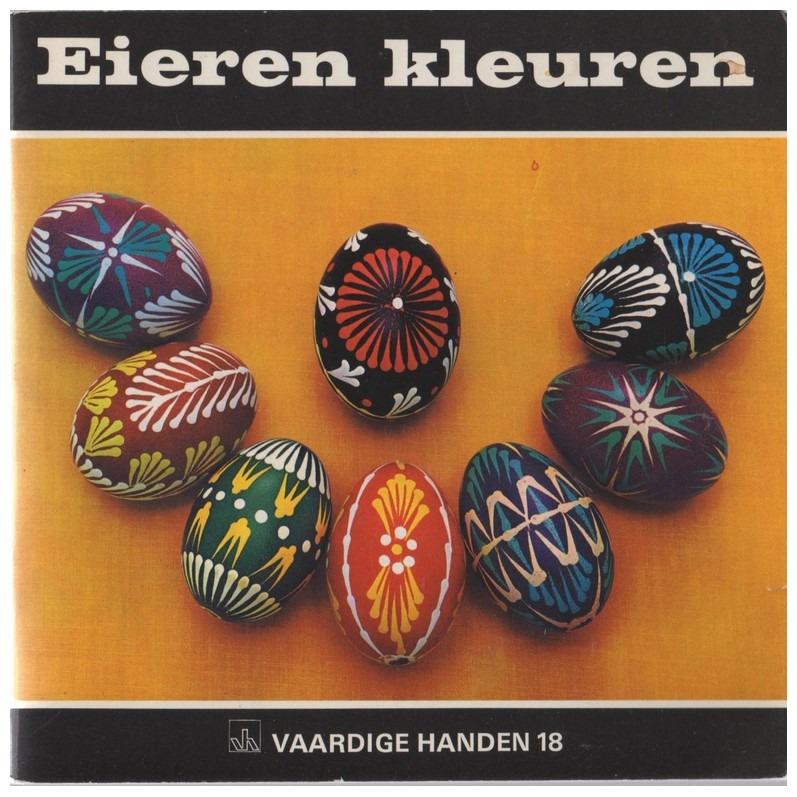 Boekje Eieren kleuren