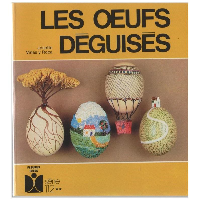 Boekje Les Oeufs deguises