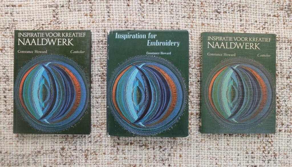 Handboeken voor kreatief naaldwerk