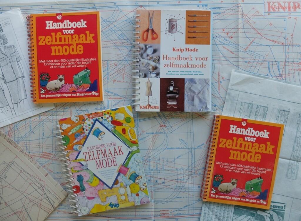 Handboeken voor zelfmaakmode