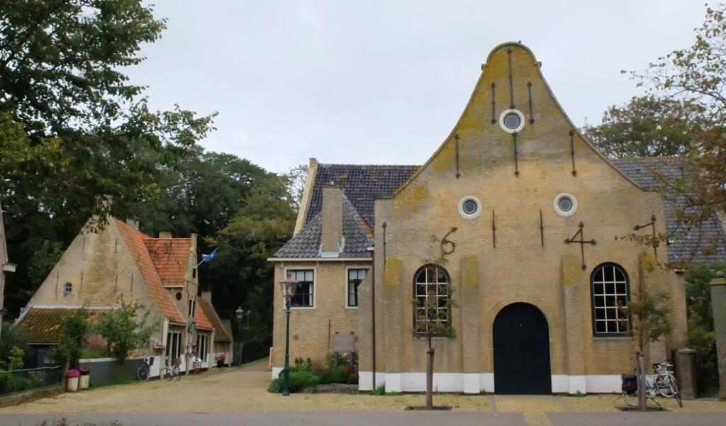 Kerkplein Vlieland