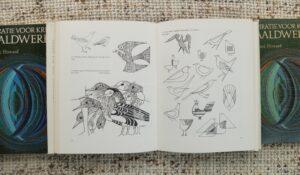 Pagina uit Handboek voor kreatief naaldwerk(1)