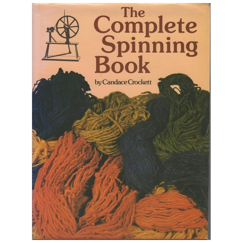 The complete spinning book