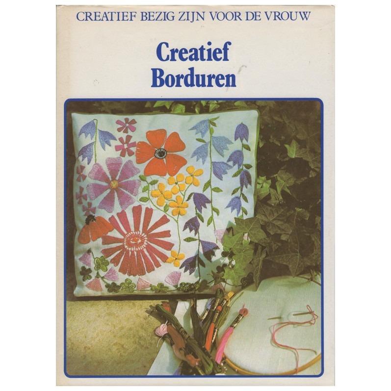 Boek Creatief Borduren