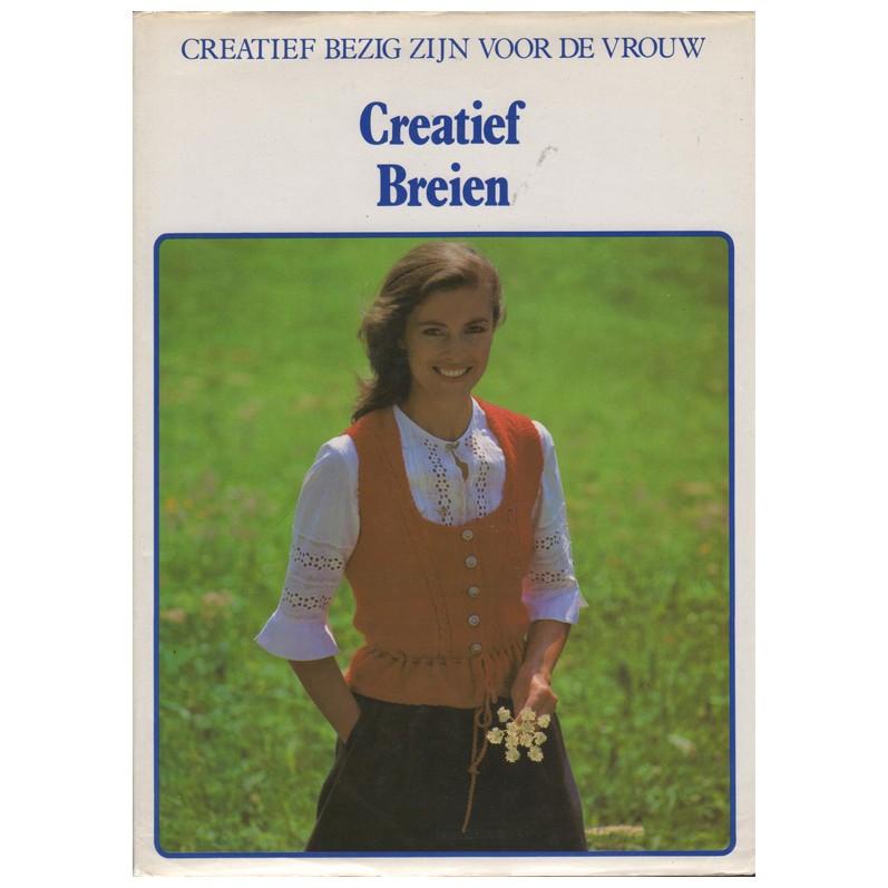 Boek Creatief Breien