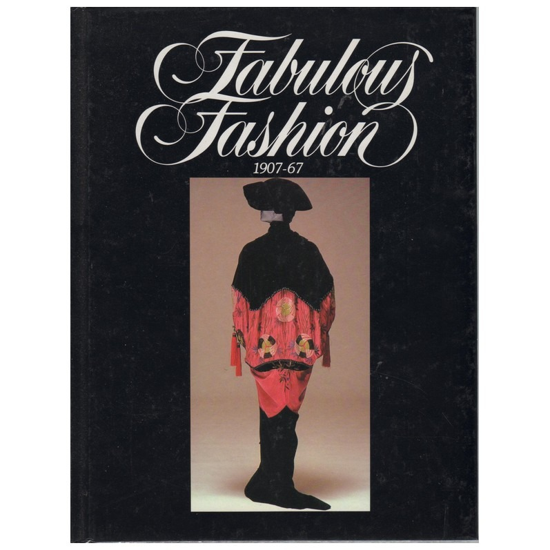 Boek Fabulous Fashion