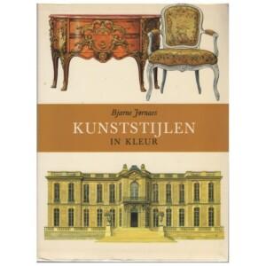 Boek Kunststijlen in kleur