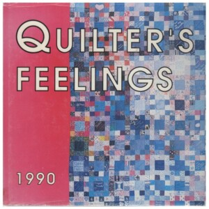 Boek Quilters feelings