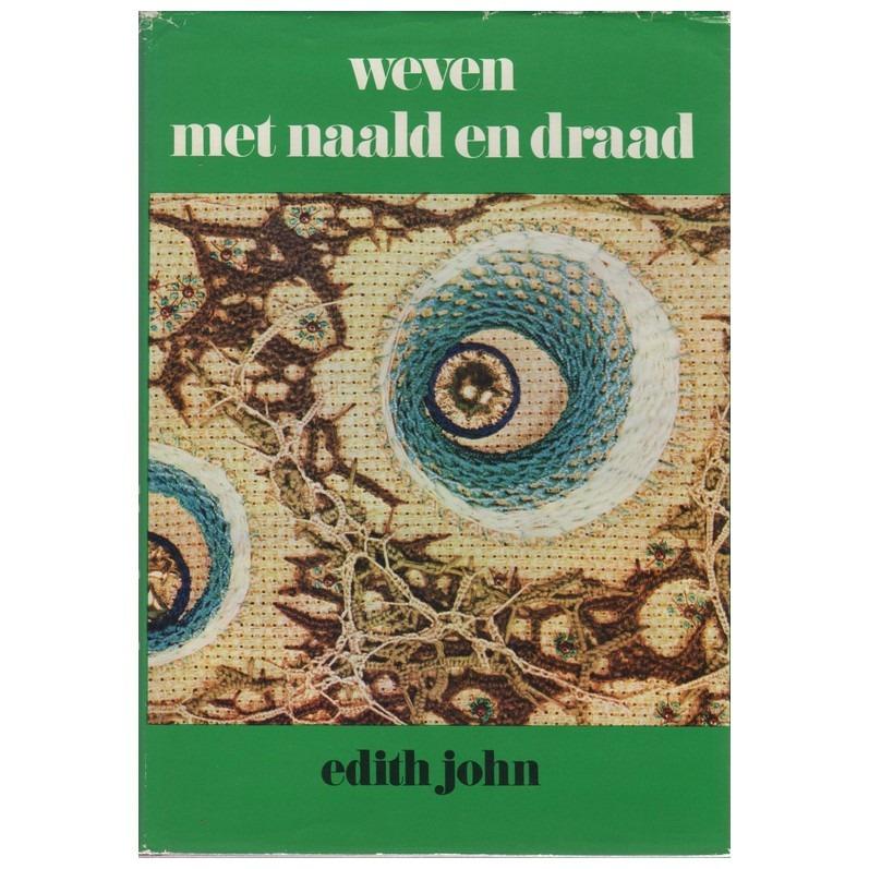 Boek Weven met naald en draad