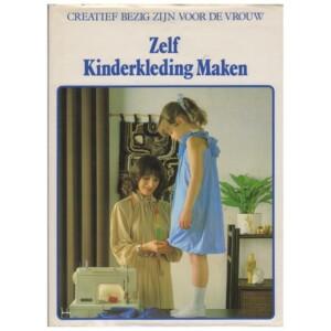 Boek Zelf kinderkleding maken