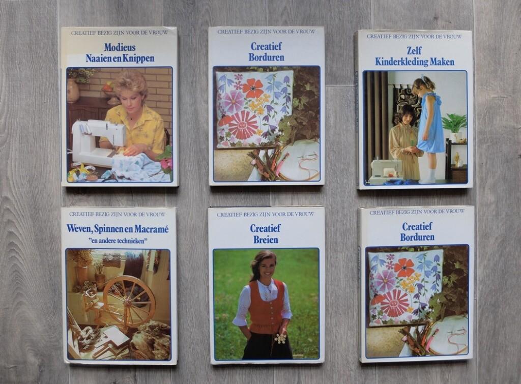 Boeken Creatief bezig zijn voor de vrouw