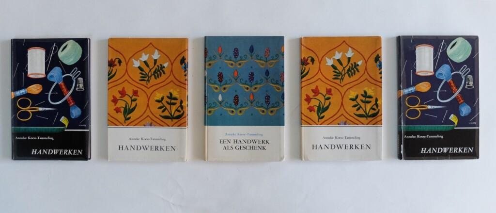 Boekjes Anneke Koese Handwerken