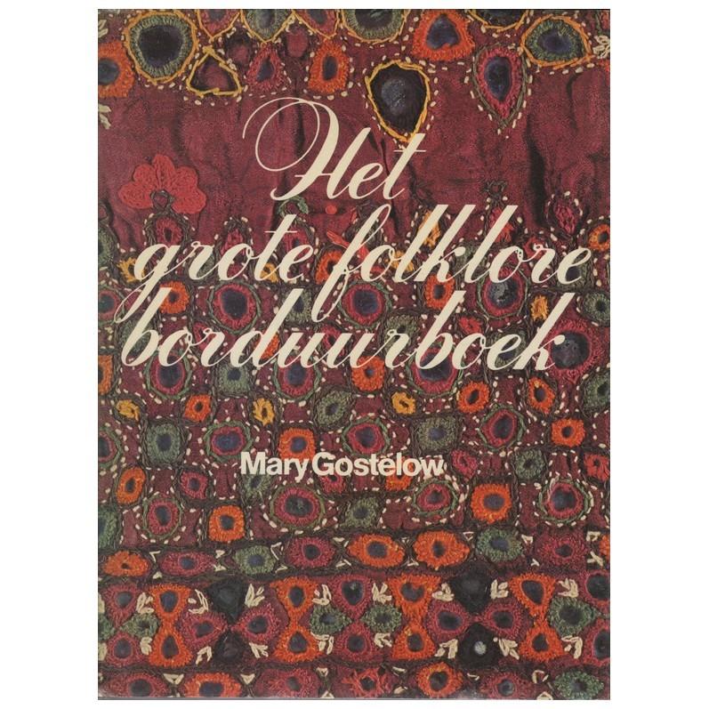 Het grote folklore borduurboek