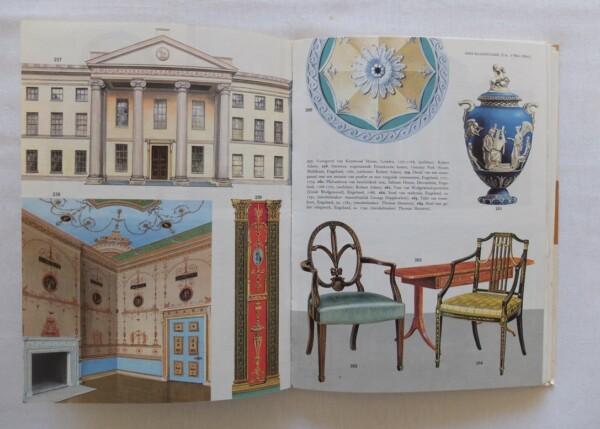 Pagina uit boek Kunststijlen