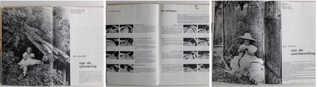 Pagina's uit boek Breivreugd