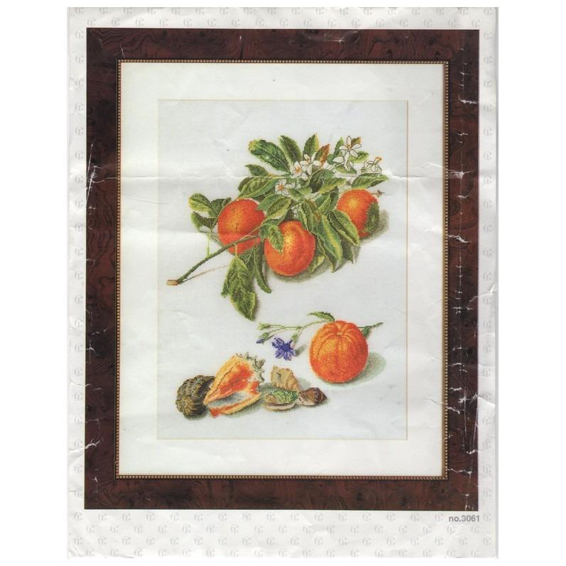 Patroon Thea Gouverneur sinaasappels