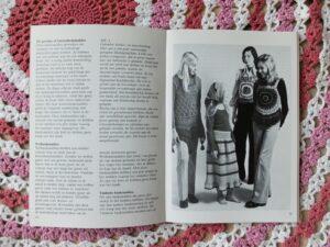 Afbeelding gehaakte rok in oud haakboek
