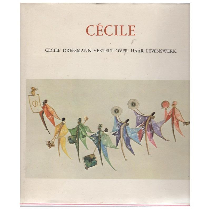 Boek Cecile vertelt over haar levenswerk