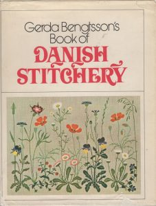 Boek Danish Stitchery