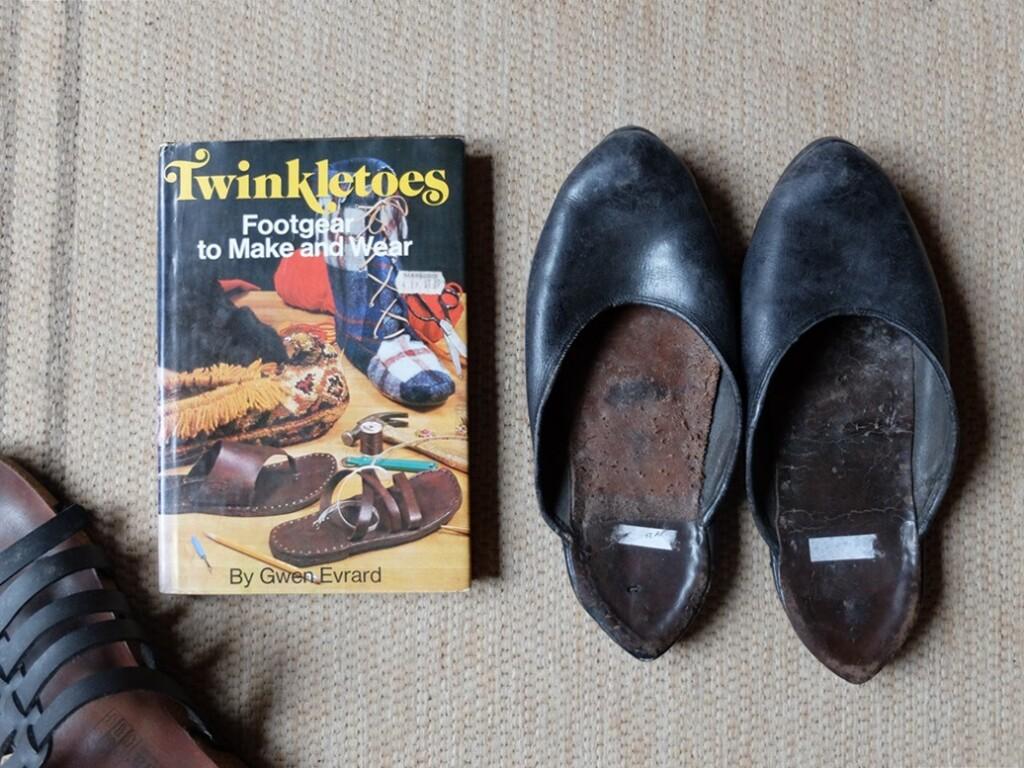 Boek Footwear