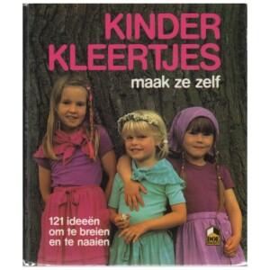 Boek Kinderkleertjes maak ze zelf