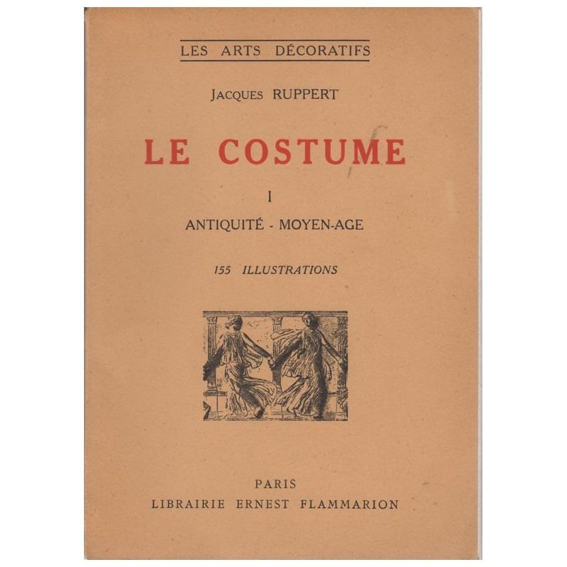 Boek Le Costume I