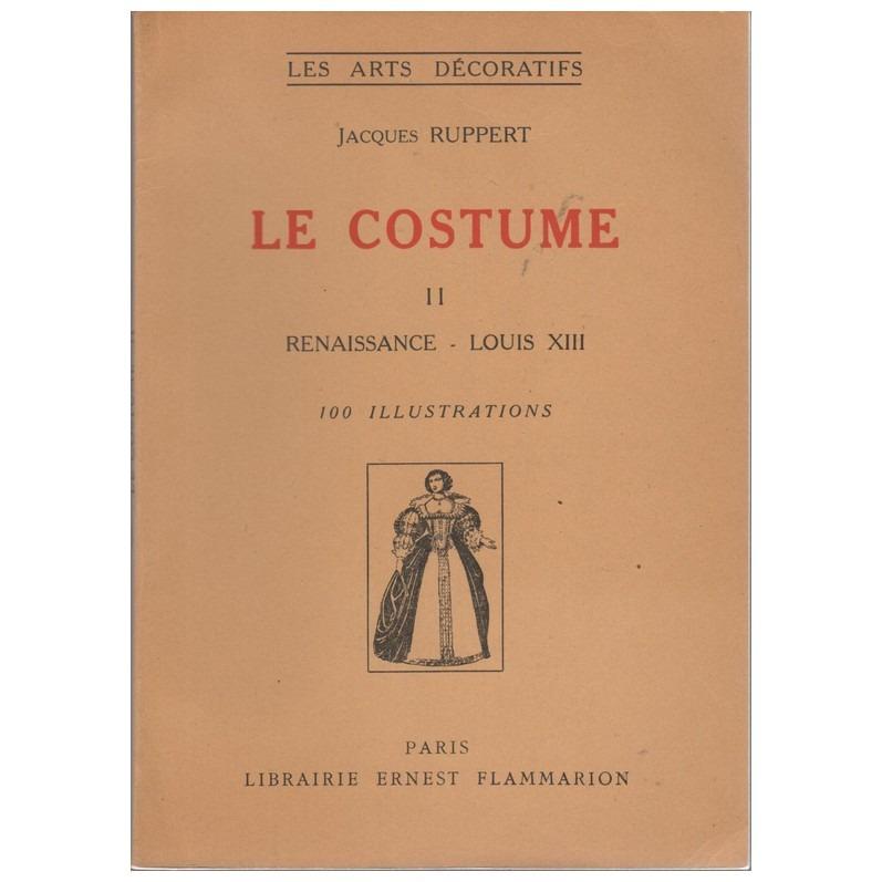 Boek Le Costume II
