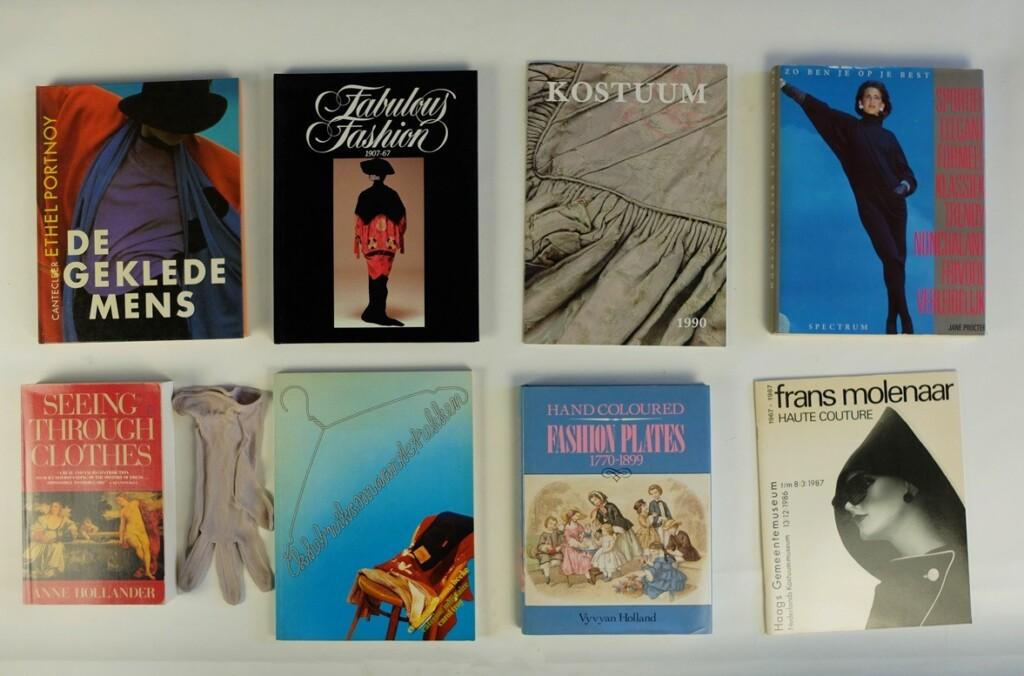 Boeken over mode