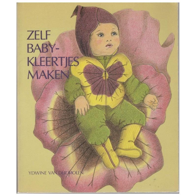 Boek Zelf Baby Kleertjes Maken