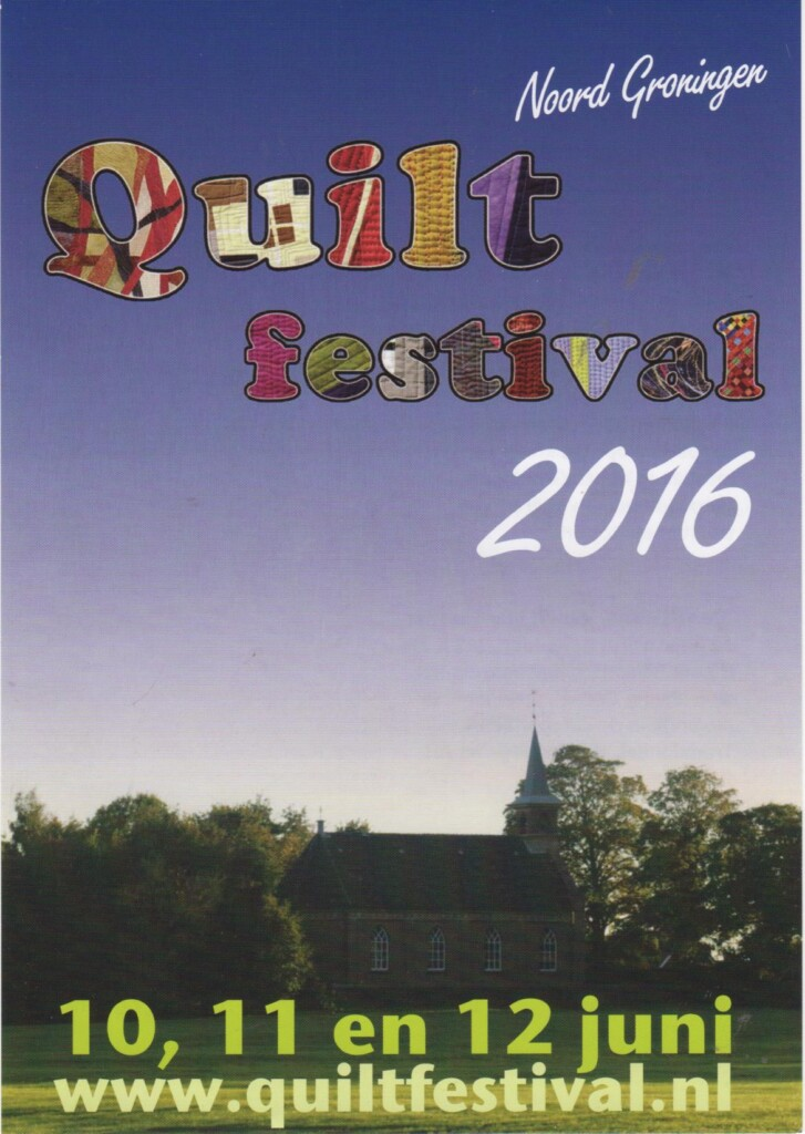 Folder Quilt festival 2016